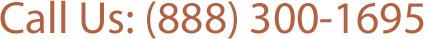 Call Us: (888) 300-1695